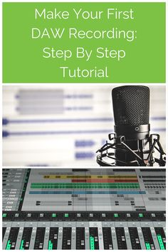 Ready to make your first recording? Then this video tutorial will take you through the process step-by-step. First make a simple recording in Audacity, which is very easy to use. Then upscale to Reaper, which is a DAW (Digital Audio Workstation). DAWs are much more complicated than Audacity when you first start using them, so this will help you find where to look for the behind the scenes stuff you need to know to record your first track.