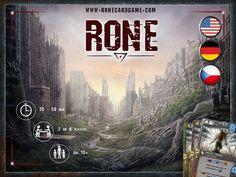 """PRESS RELEASE: """"RONE"""" Seeking Support On Kickstarter"""