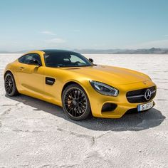 The wait is over. Presenting the all-new 2016 Mercedes-AMG GT S. With an all-new 4.0-liter, 503-hp biturbo V-8, the Mercedes-AMG GT S has everything you'd expect from a Mercedes-AMG sports car: dynamic styling, thoroughbred motorsport technology, and optimal weight distribution—not to mention a 3.7 second 0-60 time and a top speed of 193 mph. #Mercedes #Benz #AMGGT #instacar #carsofinstagram #germancars #luxury