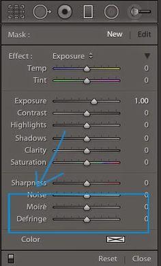 KEH Camera Blog: Lightroom: Develop Module Cool Tools 2