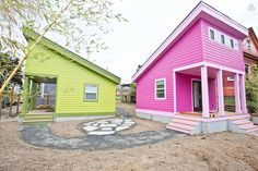 Little Pink House off Mississippi