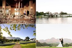 Webersburg Wedding Venues in Stellenbosch