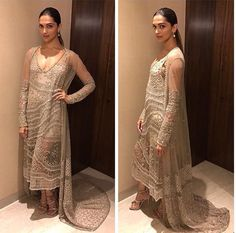 Deepika Padukone in Sabyasachi for #xXx3 India promotions❤️
