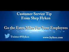 Customer Service Expert Tip: Go the Extra Mile