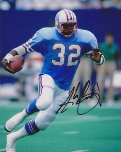 best website 387ab 09fac 11 Best Houston Oilers Autographs & Sports Collectibles ...