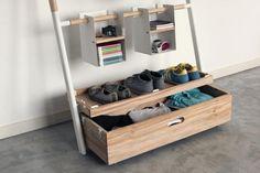 arara-nômade portable wardrobe. all in one