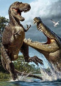 Prehistoric Wildlife, Prehistoric Dinosaurs, Prehistoric World, Jurassic World Dinosaurs, Jurassic Park World, Dinosaur Fossils, Dinosaur Art, Prehistoric Creatures, Dinosaur Illustration
