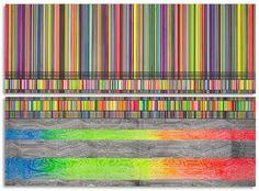 David Richard Gallery Beverly  Fishman Untitled (Full Spectrum)