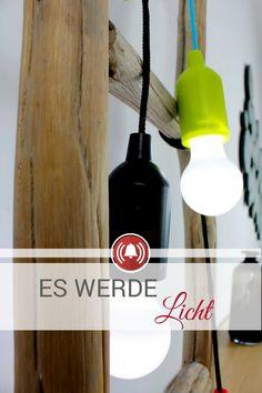 3 geniale Tipps für Licht ohne Strom! Du brauchst Licht, aber es ist keine Steckdose in der Nähe? Macht nichts! Mit diesen Lichtquellen bist du unabhängig vom Strom - und sie sehen auch noch cool aus!