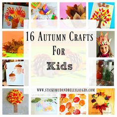 16 Autumn Crafts For