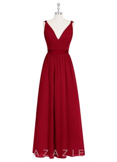 Azazie Leanna Bridesmaid Dress | Azazie