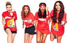 little mix 2014 - Sport Relief #WORDUP