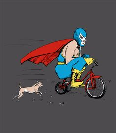 Luchador Tricycle