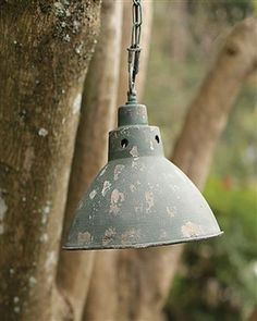 Groovy farmhouse pendant light from Uptown Country