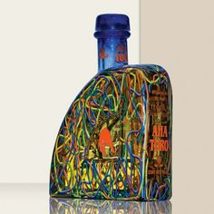 Aha Toro Tequila Extra Añejo - Need to try this! Awesome bottle design