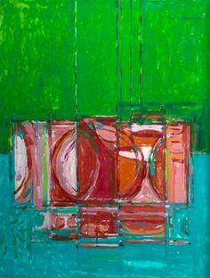 Bryan Organ, Pendulum Number 3, 1965