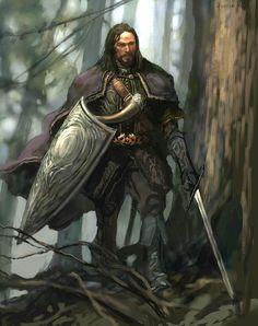 Lord of The Rings Concept Art.