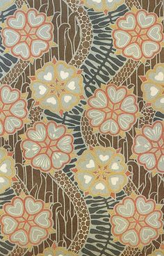 "Rene Beauclair ""Decorative design work"""