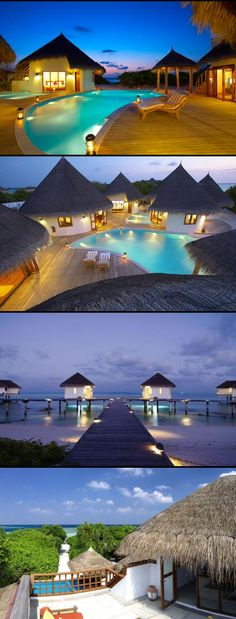 Inspirational and amazing list of best Maldives honeymoon resorts and spa.