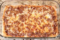 Our newsletter subscribers LOVED our 50 Recipes for 50 States. Find your state's recipe here: http://ow.ly/uggN2 Our state's recipe is Easy Deep Dish Pizza Casserole. What's yours?