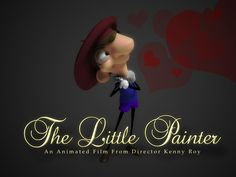 Kickstart: The Little Painter - Short film by Kenny Roy