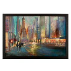 End of Day from Z Gallerie, Nice art for the living room! #zgallerie