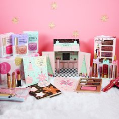 Too Faced 2016 Christmas Collection: Christmas in New York #toofaced