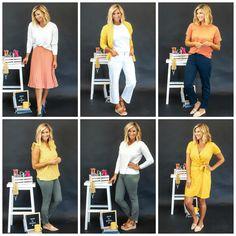 Back To School: Teacher Capsule Wardrobe - Living in Yellow