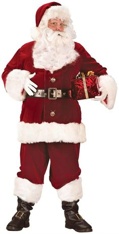 c3d83b6e4 30 Best Santa & Mrs. Claus Costumes images | Santa costumes ...