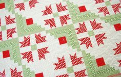 Cotton Way - Cabin Christmas - Quilt Pattern - Pattern #967