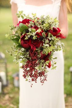 gorgeous fall wedding bouquets