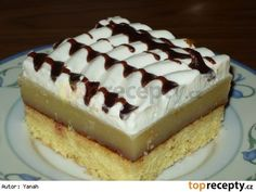 Jablkový zákusok Pavlova, Tiramisu, Sweet Tooth, Cheesecake, Food And Drink, Cooking Recipes, Sweets, Ethnic Recipes, Sweet Pastries
