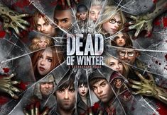 Dead of Winter board Game Music with Zombies, Foot Steps, and and Creepy Wind audio atmosphere