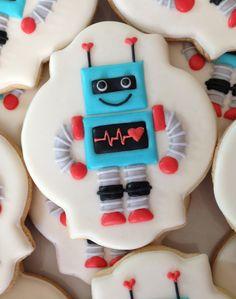 .Oh Šećer događanja: Robot Ljubav