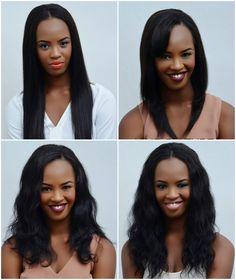 How Wigs Helped Me Grow To Waist Lenght – Rehairducation - Modern Kinky Curly Hair, Curly Hair Styles, Natural Hair Styles, Zoella Hair, U Part Wig, Texturizer On Natural Hair, Hair Again, Relaxer, Malaysian Hair
