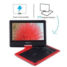 Portable DVD Player For Kids