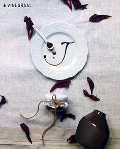 vinegraal.com/kick #balsamicvinegar #italianfood #acetobalsamico #tradition #foodlover #foodalphabet #jam
