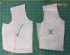 Today's mega topic for discussion is all about creating dartless Full Bust Adjustments for knit sewing patterns. Sewing Tools, Sewing Tutorials, Sewing Hacks, Sewing Patterns, Sewing Ideas, Full Bust Adjustment, Do You Need, Pattern Cutting, Pattern Drafting