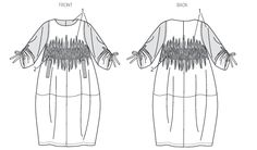 V1401 | Misses' Dress | New Sewing Patterns | Vogue Patterns  Why...why do I love this dress so much???
