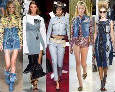 denim, denim deluxe, tendencias primavera-verano 2017, tendencias, tendencias milan fashion week, milan fashion week, trends spring 2017, trends milan fashion week, trends