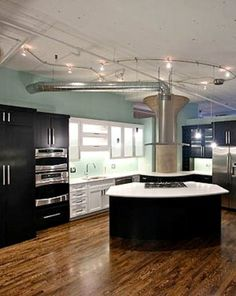 Shining Gothic Amish Kitchen Cabinets Ideas Great Black And White Amish Kitchen Cabinets Combine With Stainless Hardware