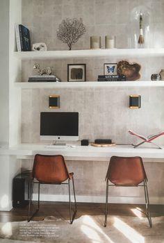 Slaapkamer bureau