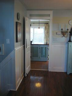 Kitchen Photos Swinging Door Between The Dining Room And