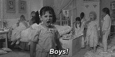 You knew you were different when you were little and your friends were like... | What It's Like To Be BoyCrazy