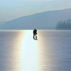 Il bacio sul ghiaccio