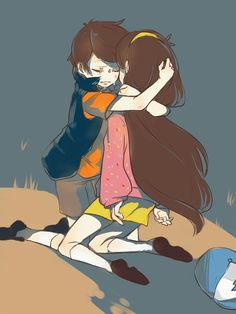 Shared by cookie. Find images and videos about gravity falls, dipper pines and mabel pines on We Heart It - the app to get lost in what you love. Mabel Pines, Dipper Pines, Fall Images, Reverse Falls, Fall Collections, Gravity Falls, We Heart It, Twins, Cartoon