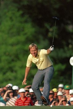 Jack Nicklaus wins the 1986 Masters at the age of 46 - maybe the greatest sport moment in history
