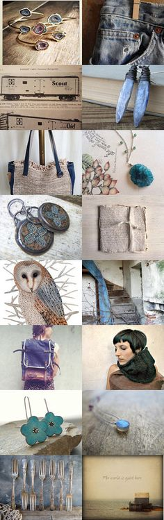Brave : Let's walk around... by Hommy on Etsy--Pinned with TreasuryPin.com