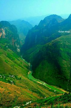 So beautiful nature, Vietnam