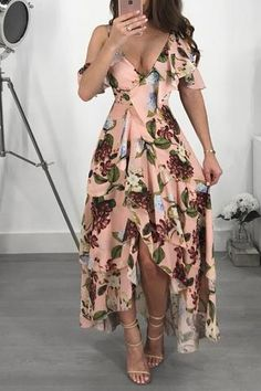 With New styles added daily, there's no better place to shop women's clothes online! Dressy Outfits, Stylish Dresses, Elegant Dresses, Chic Outfits, Spring Outfits, Cute Dresses, Casual Dresses, Girl Outfits, Fashion Dresses